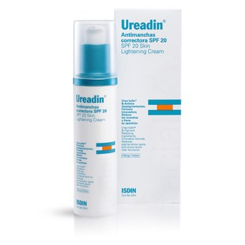 Ureadin facial antimanchas spf 20