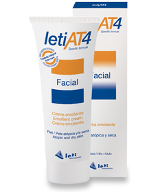 Leti AT-4 crema facial