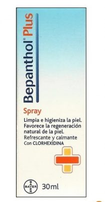 BEPANTHOL PLUS SPRAY 30 ML