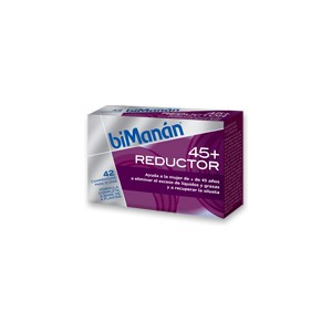 Bimanan 45 + reductor(quemagrasas)