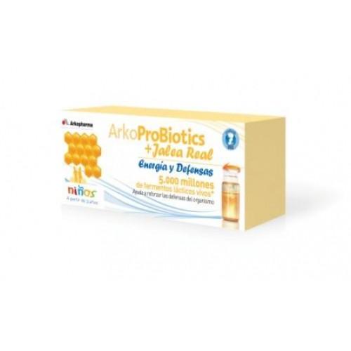 Arkoprobiotics Jalea Real y defensas niños