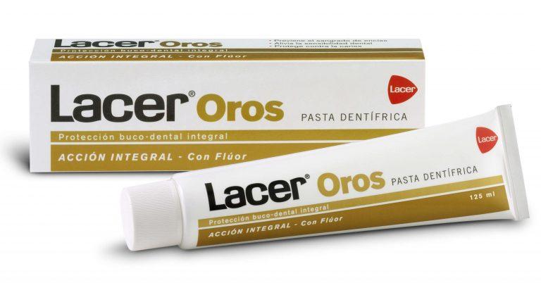 Lacer Oros pasta dentrifica