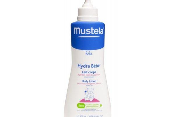 Mustela Hydra Bebé leche corporal