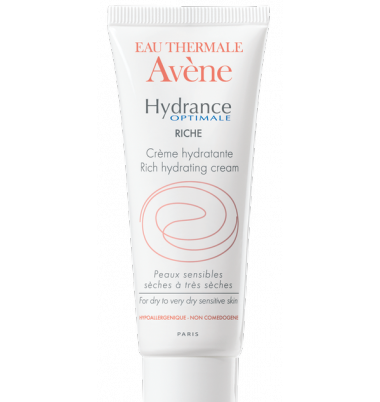 Avene Hydrance Optimale enriquecida piel seca
