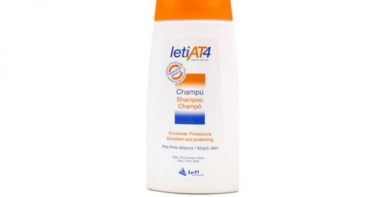 Leti AT-4 Champú