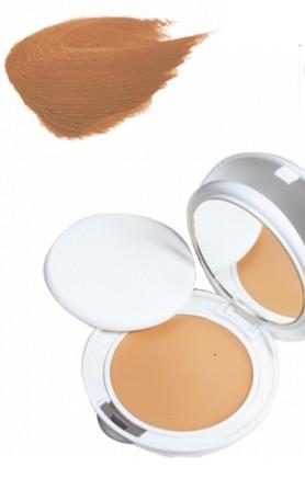Couvrance crema compacta enriquecida bronceado