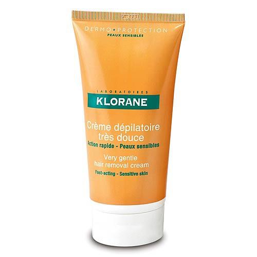 Crema depilatoria muy suave