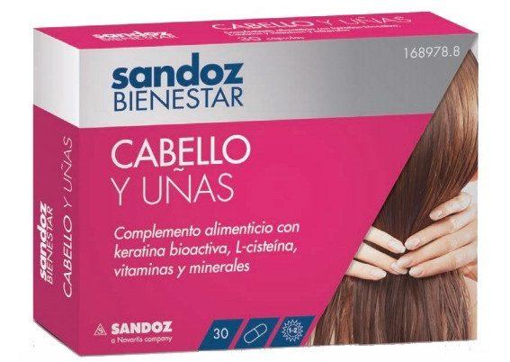 Sandoz Bienestar Cabello y Uñas