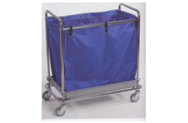 Carro de ropa sucia con 1 bolsa Mod. 110