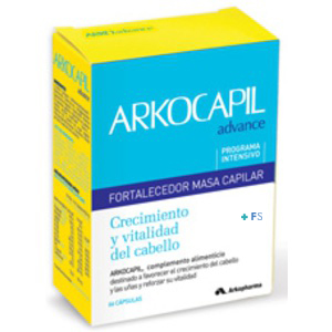 Arkocapil Advance 120 cápsulas