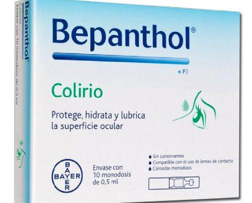 BEPANTHOL COLIRIO 0,5% 10 MONODOSIS